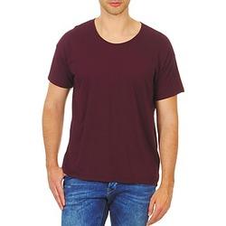 Textiel Dames T-shirts korte mouwen American Apparel RSA0410 Bordeaux