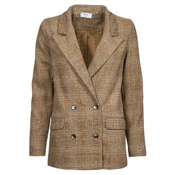 Textiel Dames Jasjes / Blazers Betty London PANOPI Brown