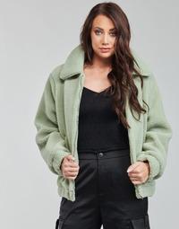 Textiel Dames Wind jackets Yurban  Groen