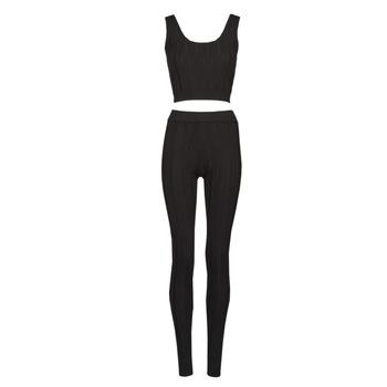 Textiel Dames Trainingspakken Yurban  Zwart