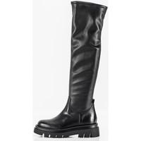 Schoenen Dames Hoge laarzen Alpe 21133505 Noir