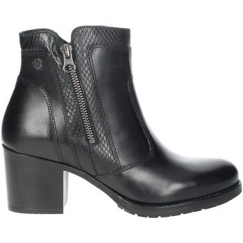 Schoenen Dames Laarzen Valleverde 47620 Black