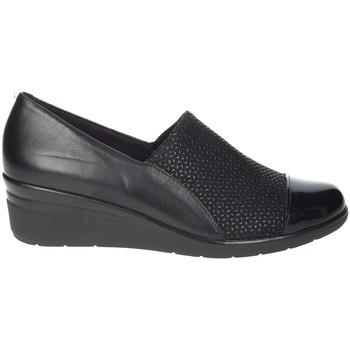 Schoenen Dames Mocassins Pitillos 1022 Black