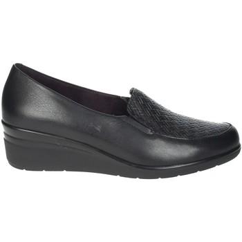 Schoenen Dames Mocassins Pitillos 1020 Black