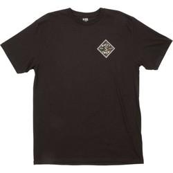 Textiel Heren T-shirts korte mouwen Salty Crew T-shirt  Tippet Decoy Standard noir