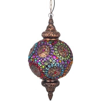 Wonen Kroonluchters, ophangingen en plafondlampen Signes Grimalt Plafondlicht Multicolor