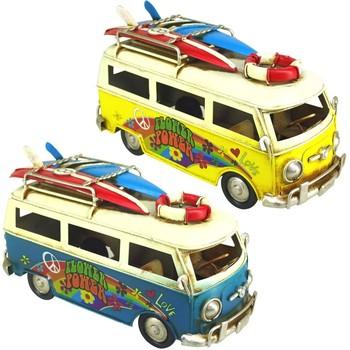 Wonen Beeldjes Signes Grimalt Bus Set 2 U Multicolor