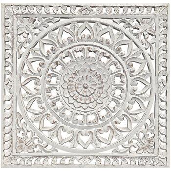 Wonen Schilderijen Signes Grimalt Muur Ornament Blanco