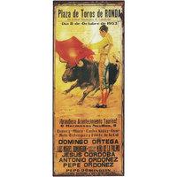 Wonen Posters Signes Grimalt Wandplaten Arena Marrón