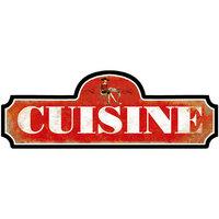 Wonen Posters Signes Grimalt Cuisine Wall Plate Rojo
