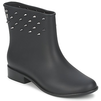 Schoenen Dames Laarzen Melissa MOON DUST SPIKE Zwart