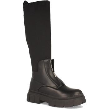 Schoenen Dames Hoge laarzen Ainy 7776 Negro