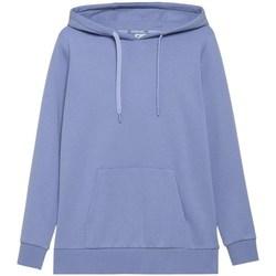 Textiel Dames Sweaters / Sweatshirts 4F BLD352 Bleu