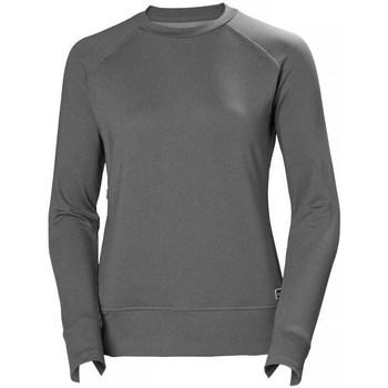 Textiel Dames Sweaters / Sweatshirts Helly Hansen Hyggen Graphite