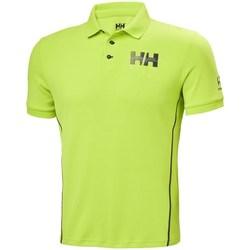 Textiel Heren Polo's korte mouwen Helly Hansen HP Racing Vert