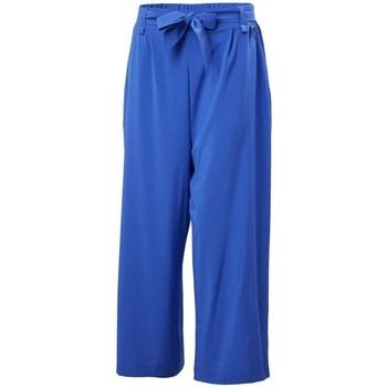 Textiel Dames Broeken / Pantalons Helly Hansen Siren Culotte Bleu