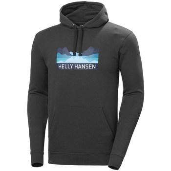 Textiel Heren Sweaters / Sweatshirts Helly Hansen Nord Graphic Pullover Graphite