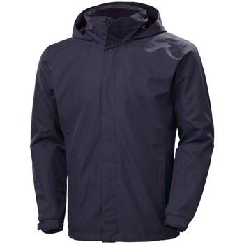 Textiel Heren Windjacken Helly Hansen Team Dubliner Jacket Bleu marine