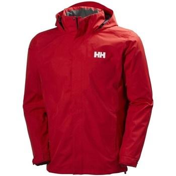 Textiel Heren Windjacken Helly Hansen Dubliner Jacket Rouge