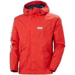 Textiel Heren Windjacken Helly Hansen Ervik Jacket Rouge