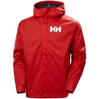 Textiel Heren Windjacken Helly Hansen Active 2 Jacket Rouge