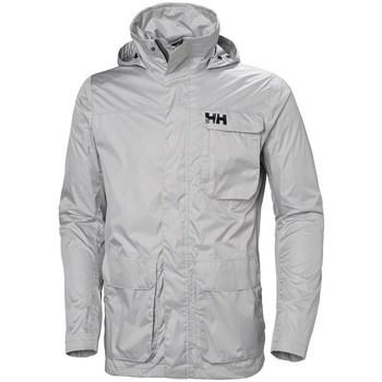 Textiel Heren Windjacken Helly Hansen Urban Utility Jacket Gris