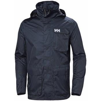 Textiel Heren Windjacken Helly Hansen Urban Utility Jacket Bleu marine