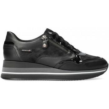 Schoenen Dames Lage sneakers Mephisto OLIMPIA Zwart