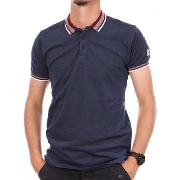 Textiel Heren Polo's korte mouwen Sun Valley  Blauw