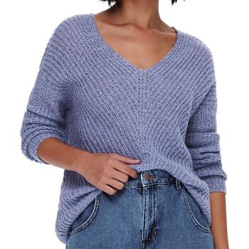 Textiel Dames Truien Jacqueline De Yong  Violet