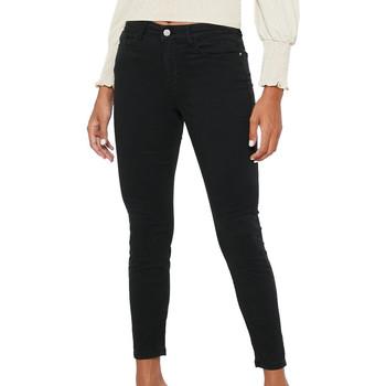 Textiel Dames Skinny Jeans Jacqueline De Yong  Zwart
