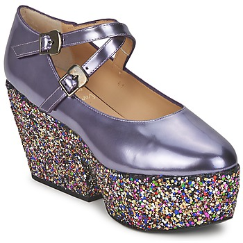 Schoenen Dames pumps Minna Parikka KIDE Pourpre / Multicolour