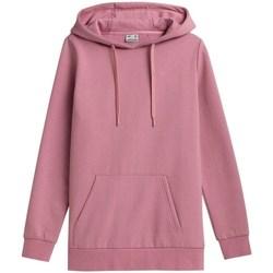 Textiel Dames Sweaters / Sweatshirts 4F BLD352 Rose