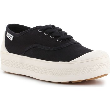 Schoenen Dames Lage sneakers Palladium Sub Low Cvs W Noir