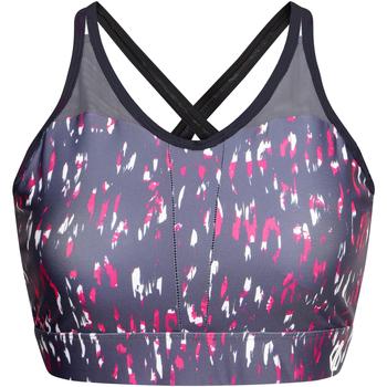 Textiel Dames Sport BHs Dare 2b  Actieve Roze Druk
