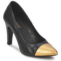 Schoenen Dames pumps Pastelle AMELINE Zwart