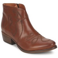 Schoenen Dames Laarzen Pastelle JANE  CAMEL