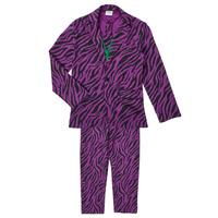 Textiel Jongens Verkleedkleding Fun Costumes COSTUME ADOLESCENT LE MECHANT Multicolour