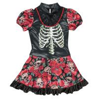 Textiel Meisjes Verkleedkleding Fun Costumes COSTUME ADOLESCENT NINA CATRINA Multicolour