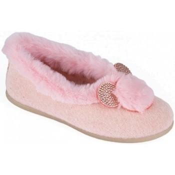 Schoenen Kinderen Babyslofjes Conguitos 25738-18 Roze