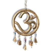 Wonen Feestelijke decoraties Signes Grimalt Ronde Mobielen Dorado