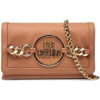 Tassen Dames Tasjes / Handtasjes Love Moschino JC4152PP1DLE0201 Beige