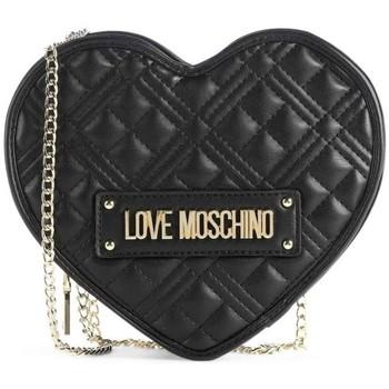 Tassen Dames Schoudertassen met riem Love Moschino JC4132PP1DLA0000 Noir