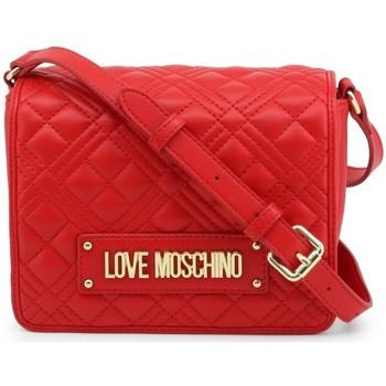 Tassen Dames Schoudertassen met riem Love Moschino JC4002PP1CLA0500 Rouge