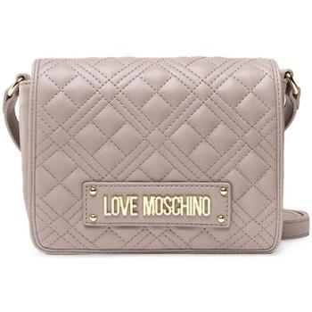 Tassen Dames Schoudertassen met riem Love Moschino JC4002PP1DLA0001 Violet