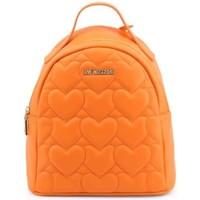 Tassen Dames Rugzakken Love Moschino JC4249PP0CKG0450 Orange