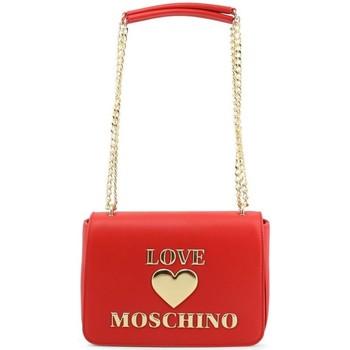 Tassen Dames Handtassen kort hengsel Love Moschino JC4035PP1BLE0500 Rouge