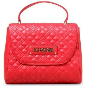 Tassen Dames Handtassen kort hengsel Love Moschino JC4206PP0CKA0500 Rouge