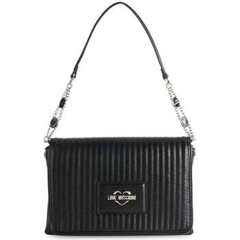 Tassen Dames Handtassen lang hengsel Love Moschino JC4139PP1DLB0000 Noir