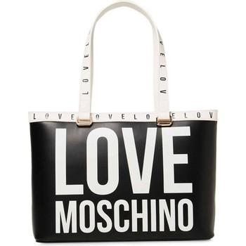 Tassen Dames Handtassen kort hengsel Love Moschino JC4180PP1DLI0000 Noir